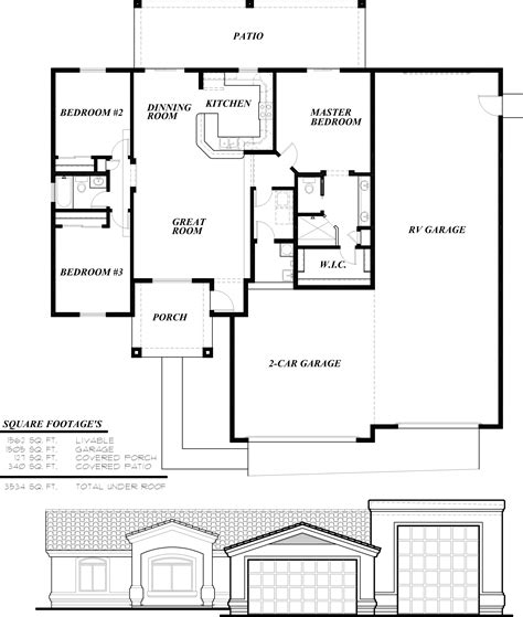 floor plan for homes with innovative floor plans for