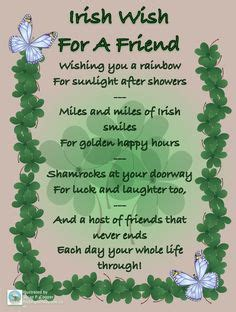 Wedding Wishes As Gaeilge by An Wish For A Friend Poem Finding Our Way Now