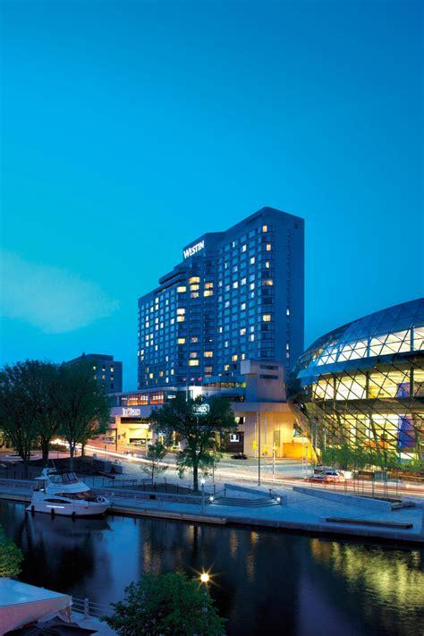 westin hotel ottawa canadian affair