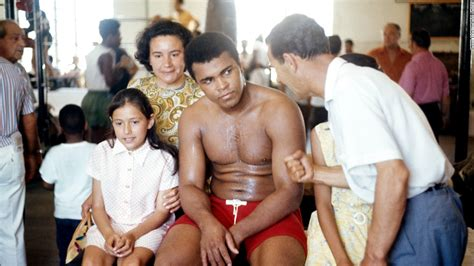 Muhammad Ali In Three three days with muhammad ali cnn