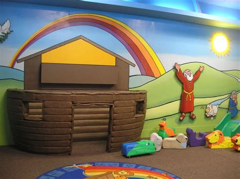 Sunday School Decorations by The Toddler S Sunday School Class Room At Calvary Chapel