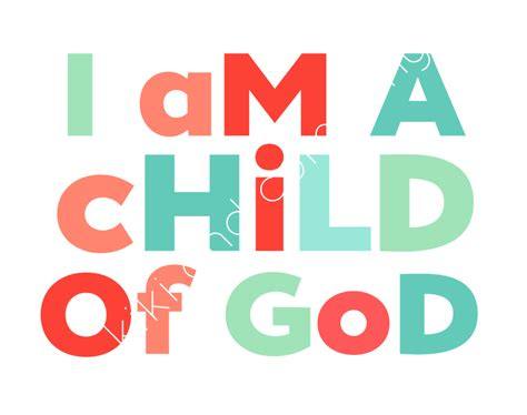 tiny talks i am a child of god books i am a child of god digital print company