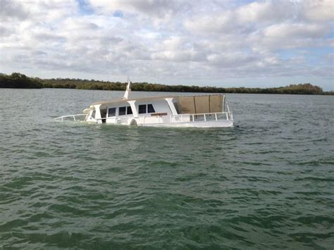 fraser boats for sale perth boat sinks on maiden voyage after conversion from trawler