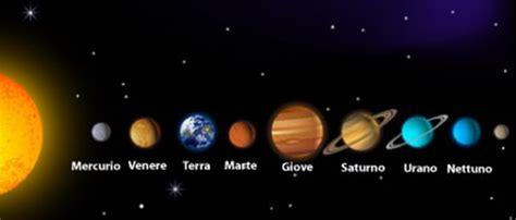 pianeti interni ed esterni i pianeti universo5