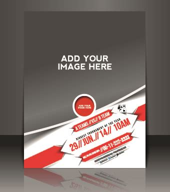 business flyer design vector free download business flyer and brochure cover design vector 39