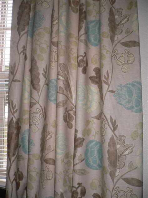 teal and brown curtains 301 moved permanently