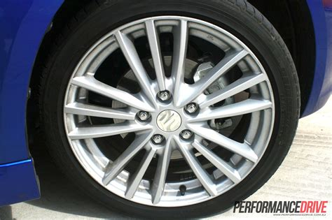 2012 suzuki sport alloy wheels