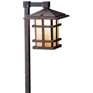 low voltage outdoor path lighting fixtures kichler low voltage path light 15322agz destination