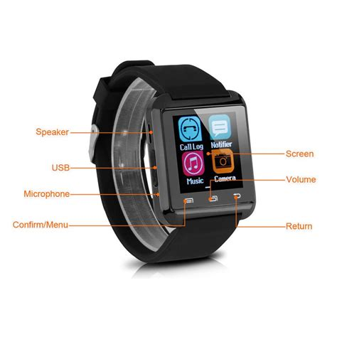 android bluetooth smart smart bluetooth wrist for android ios iphone samsung smartphone ebay