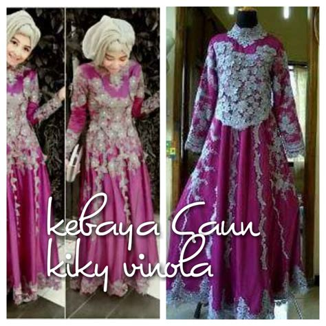 Atasan Payet Sheraton List New boutique by kiky vinola kebaya gaun