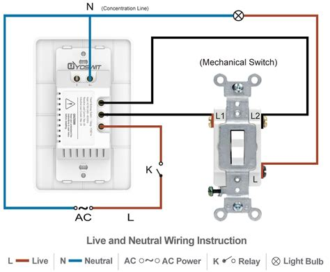 neutral wire switch k grayengineeringeducation