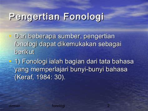 The Power Of Statistics Oleh J Supranto mata kuliah fonologi