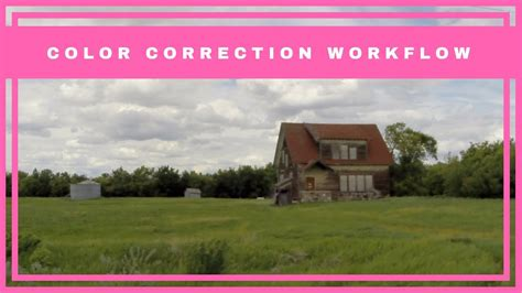 color correction workflow fcpx color correction workflow