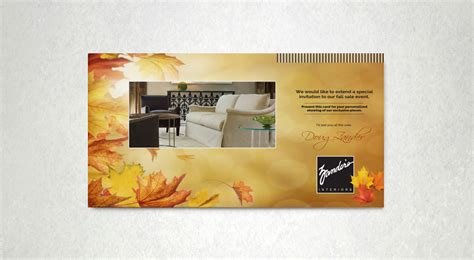 zander s interiors fall sale invitations by pop dot in
