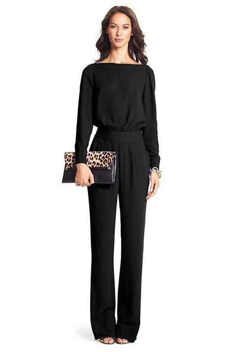 Sleeve Jumpsuit sleeved black jumpsuit clothing