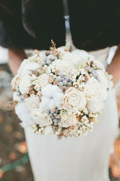 fiori di cotone bouquet fiori di cotone wedding