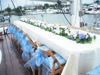 wedding reception locations with yacht view boat weddings solemnization rom long ranger yacht charter