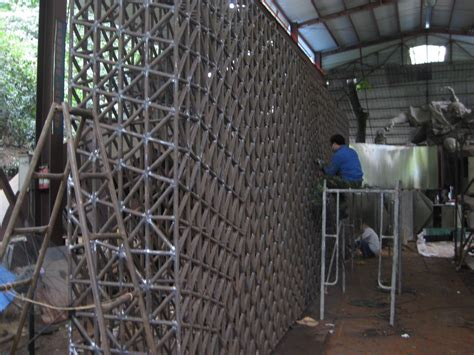 pattern welding rebar art fabrication sculpture fabrication art fabricator