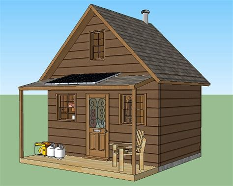 Small Solar Kits For Cabin by Grid Small Cabins