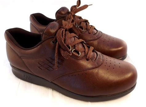 sas womens freetime comfort shoe sas freetime teak color comfort shoes women size 7 m us