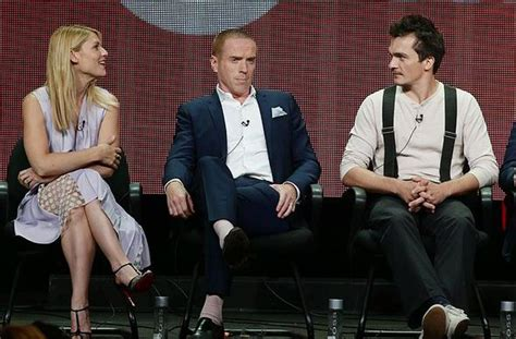 claire danes rupert friend interview claire danes and damian lewis open up about their roles on