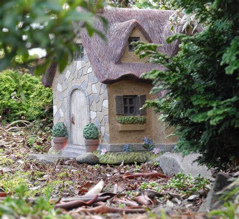 miniature garden houses fairy garden houses