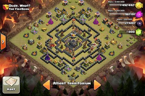top base war th 9 coc 2015 th9 war base ozunitedelite
