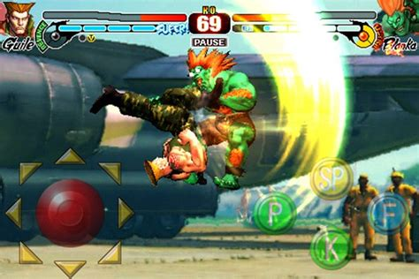 fighter android fighter 4 hd arcade ve aksiyon android oyunları