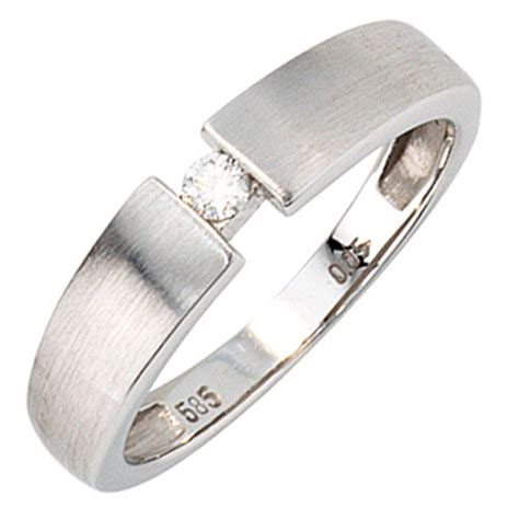 Töff Bedeutung by Elli Damen Schmuck Ring Solit 228 Rring Basic Glamour 246 S
