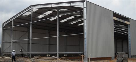 hangar metallique batiment industriel en kit batiments moins chers