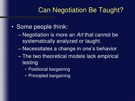 Negotiation Notes Mba by Business Negotiation And Its Us Evolution Lecture Notes Sav
