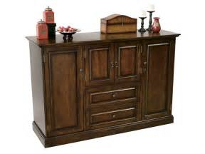 Bar Storage Cabinet American Cherry Wine Bar Storage Cabinet
