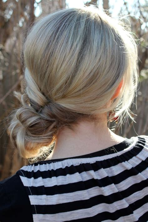 quick and easy edgy hairstyles 25 best messy side ponytails trending ideas on pinterest