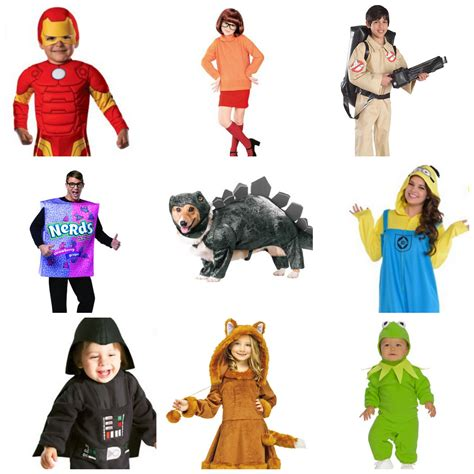 themes for halloween costumes 10 best halloween costume ideas for families aol lifestyle