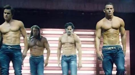 behold the dutch magic mike magic mike xxl trailer makes most of a well oiled channing