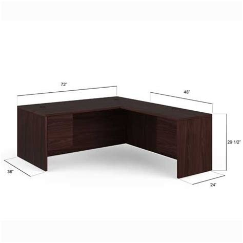 l shaped office desk page 5 shopping office depot
