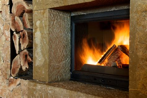tyual build indoor wood burning fireplace