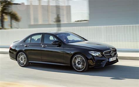 Mercedes Sports Sedan by Mercedes Amg E 43 4matic Sports Sedan Revealed