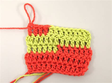 how to change colors crochet webs yarn store 187 tuesday s tip how to change