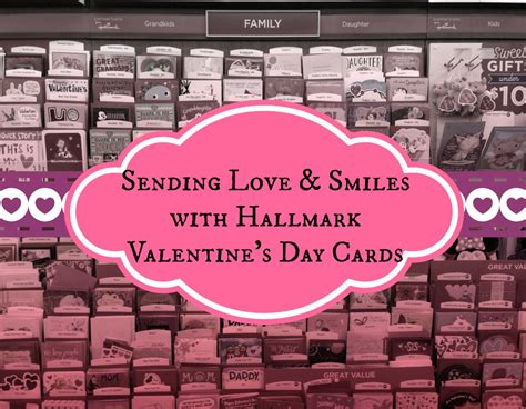 send a valentines card sending and smiles with hallmark s day