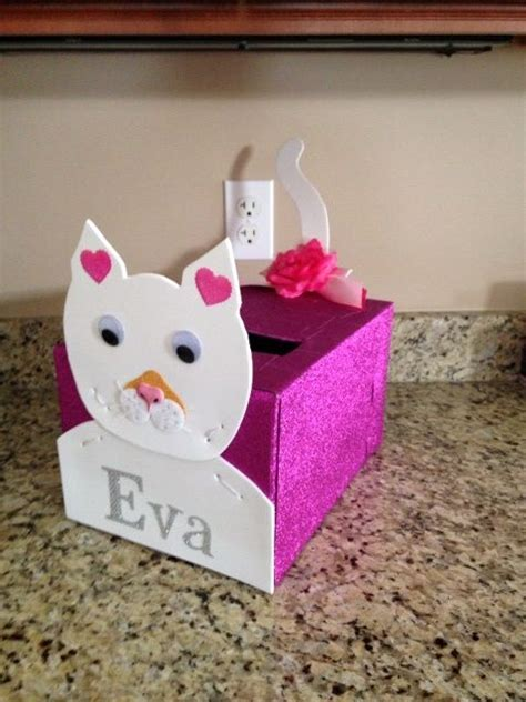 cat valentines box cat valentines day box for my this was so