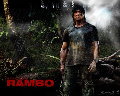 film hd rambo 2 rambo 4 wallpaper hd wallpapers