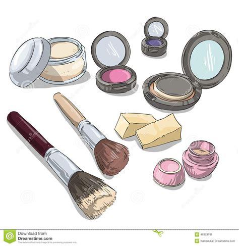 7 Make Up Items For 40 by Dibujos De Accesorios De Maquillaje Buscar Con