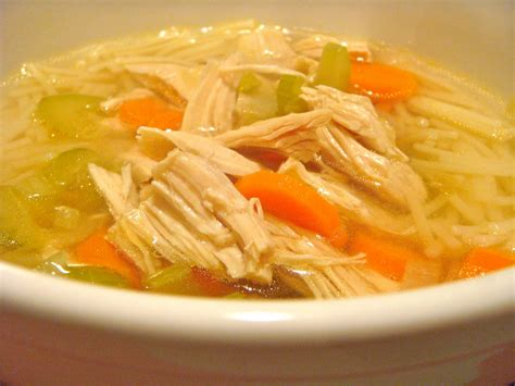 delicious dishings chicken soup