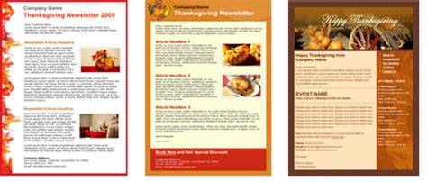 free thanksgiving email templates get free thanksgiving email templates