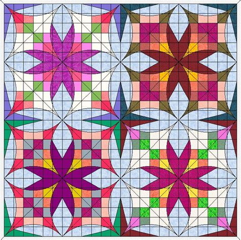 Japanese Patchwork Quilts - 647 best images about a quilt blocks on