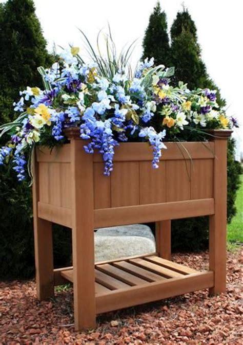 Menards Raised Garden Bed by Bloomsbury Raised Planter At Menards Garden