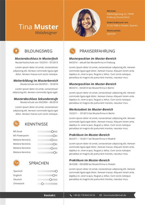 Lebenslauf Muster Neuester Stand Lebenslauf 4 Bewerbung Cv Design Resume Cover Letters And Resume Cv