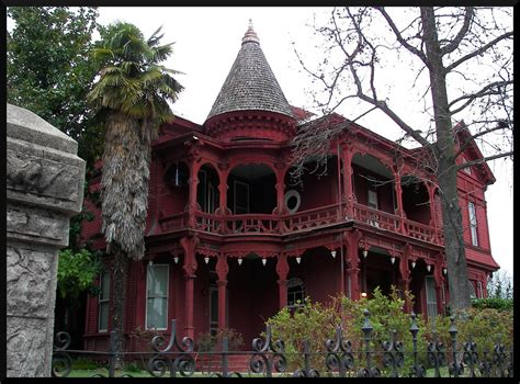 Halloween Home Made Decorations by Spooky Victorian In Sonora A Rather Spooky Looking But