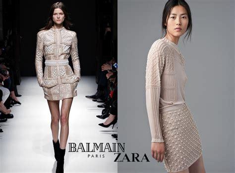 Dress White Zara Copy Syal l invasione dei cloni derechoymoda